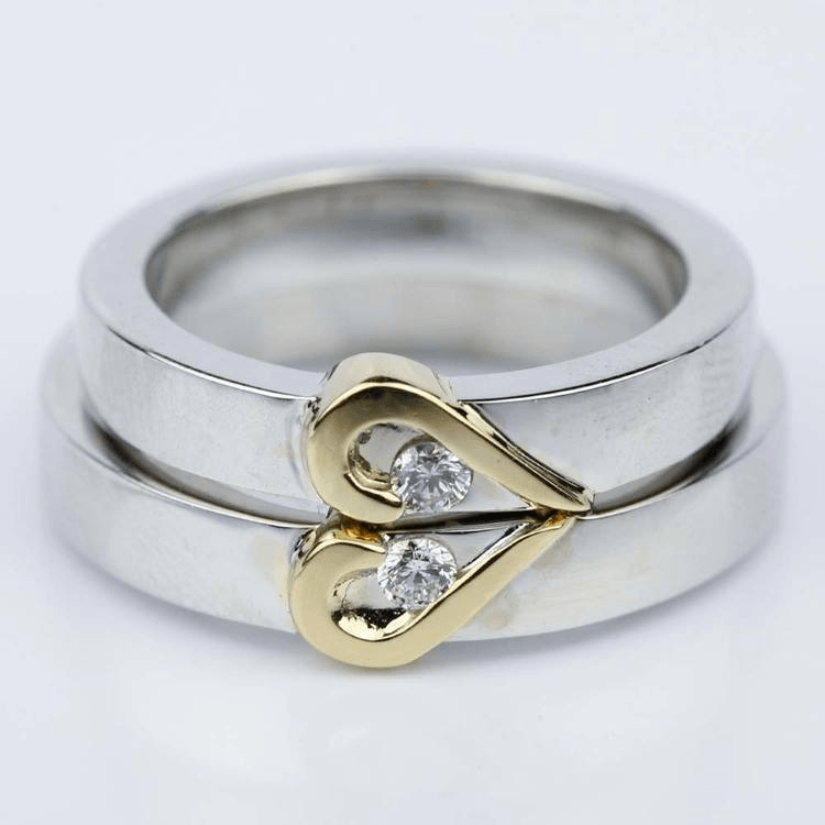Beautiful Ideas For Non Traditional Wedding Rings