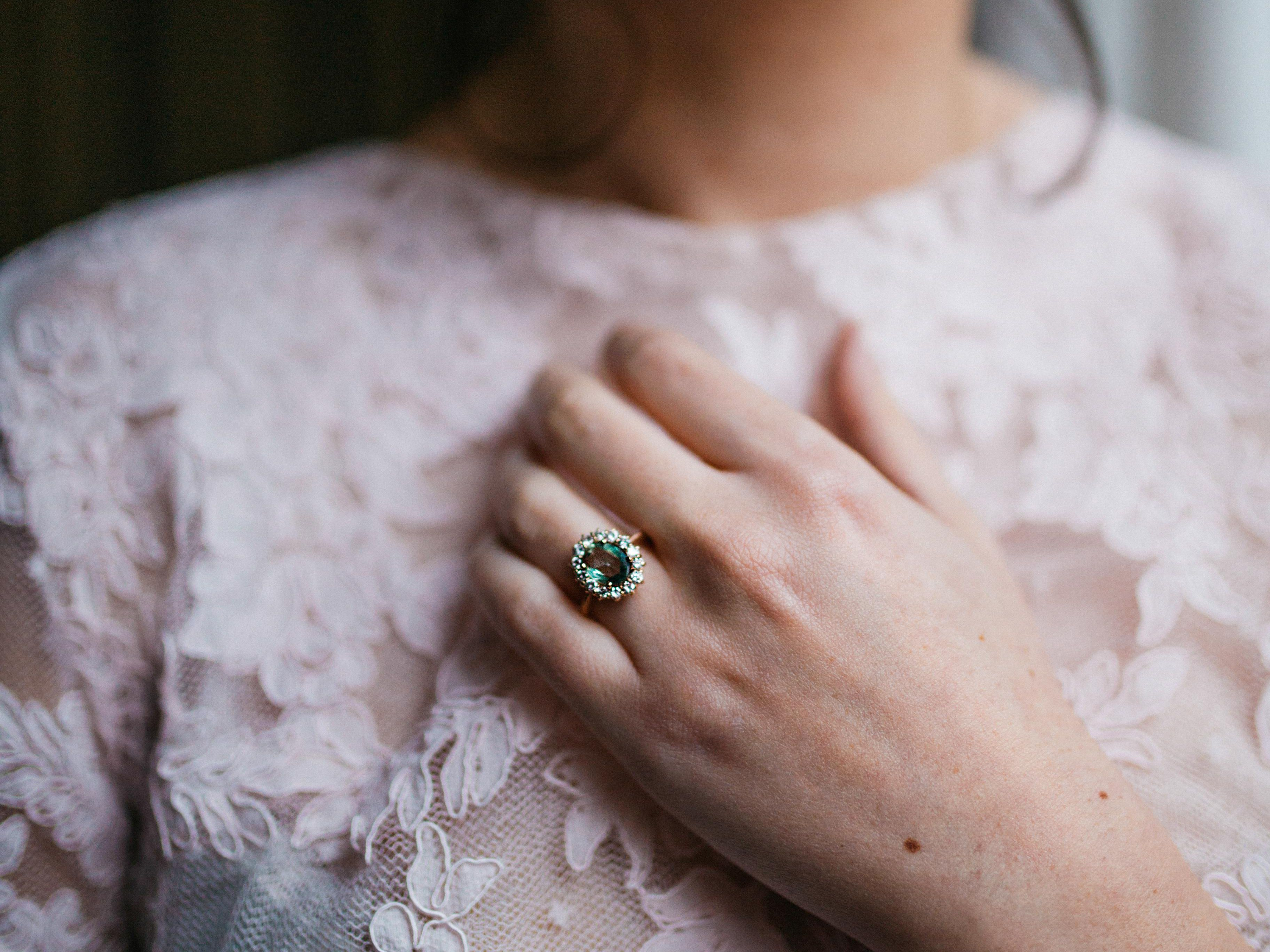 50 Beautiful Real Life Engagement Rings That Will Totally Inspire You