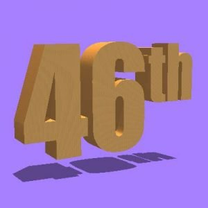 46th Year Wedding Anniversary Appropriate Gift Themes And Present Ideas