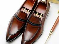 Mens Casual Wedding Shoes