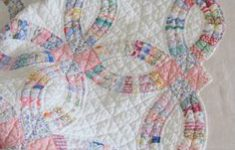 Antique Double Wedding Ring Quilts For Sale