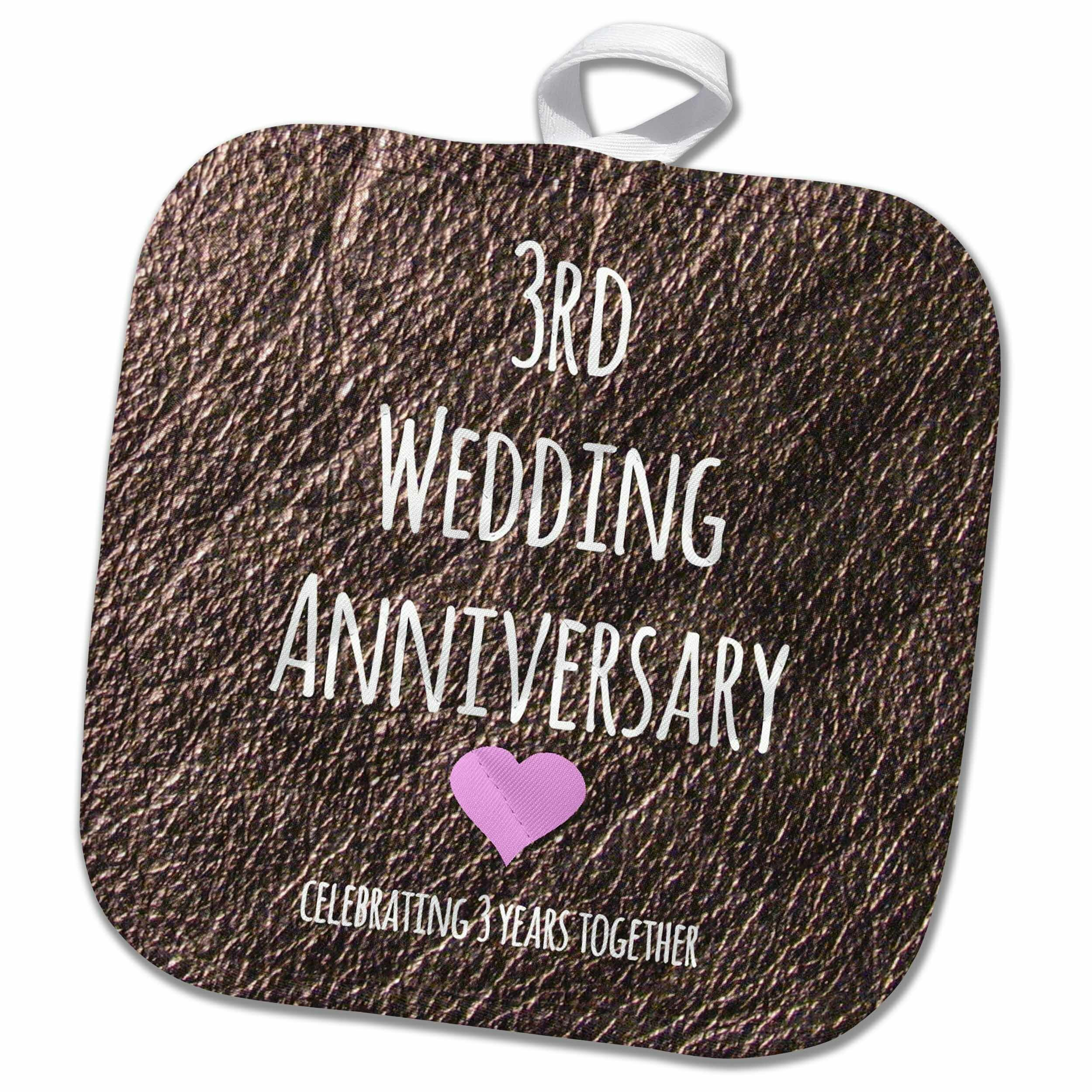 What Is 3Rd Wedding Anniversary Gift
