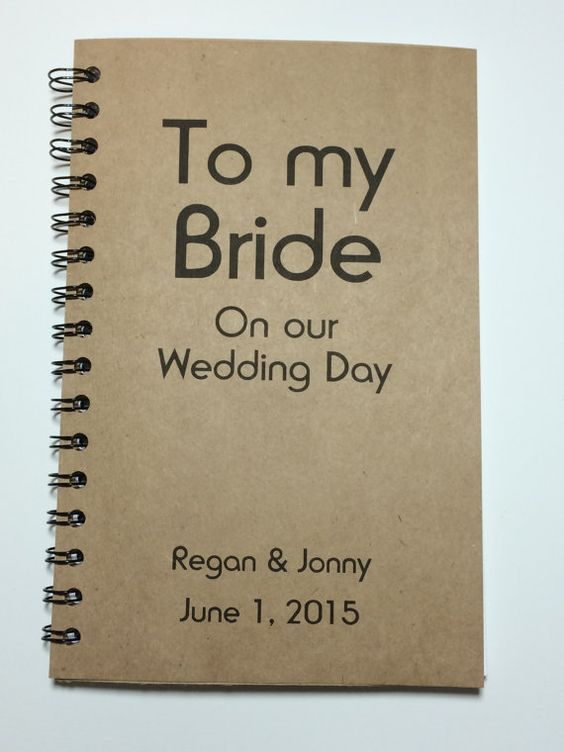 Gift To Get Bride On Wedding Day
