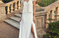 Casual Lace Wedding Dress  Images